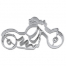 Motorcycle Cookie Cutter, 7cm