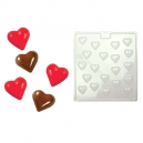 Hearts Candy Mould