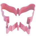 Pink Butterfly Cookie Cutter, 8.25 cm