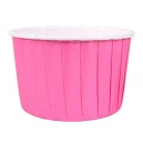 Hot Pink Baking Cups / 24
