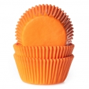House of Marie Baking Cups Orange / 50