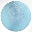 14 in Round Cake Drum Light Blue (13 mm thick)