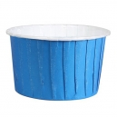 Primary Blue Baking Cups / 24