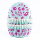 Fancy Teaparty Baking Cases / 50
