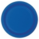 "Cobalt Blue 9"" Dinner Plates / 8"