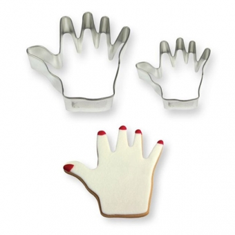 Cookie&Cake Hand Cutter Set / 2
